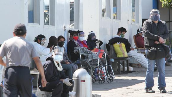 """Sea el gobernador, Elmer Cáceres, o sea a quien le corresponda, debe haber responsabilidades"", afirma Alida Huamán, presidenta de la Asociación Nacional de médicos del Ministerio de Salud en Arequipa."