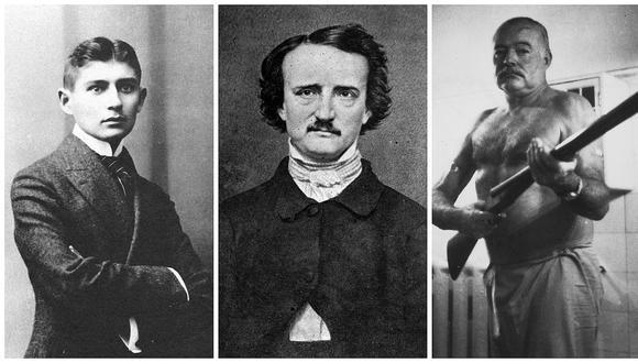 Nueve escritores que padecían trastornos mentales y tuvieron un trágico final
