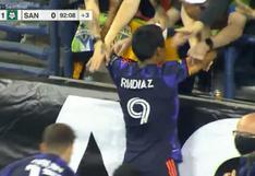 Ruidíaz, el salvador de Seattle Sounders: gol agónico y victoria (VIDEO)