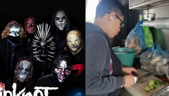 Niño fan de Slipknot trabajó todo un año para verlos pero cancelaron su presentación