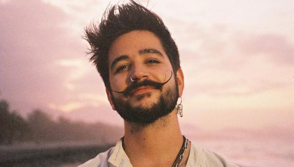 Camilo ofrecerá en el Festival Starlite su primer concierto en España. (Foto: @camilo).