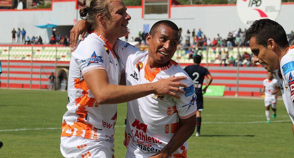 Ayacucho FC reinició Torneo Clausura con triunfo