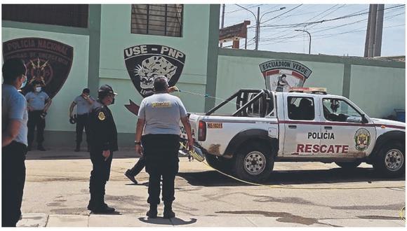 General PNP Luis Gamarra dice que para esta labor cuenta con el apoyo de la comuna de Tumbes.