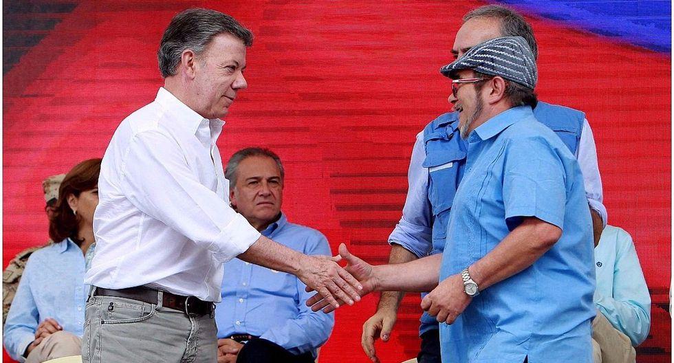 """Colombia: """"Adiós a las armas"""", dice guerrilla FARC en un país que busca paz"""
