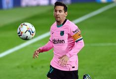 Barcelona: Lionel Messi no participará del partido contra Ferencváros por la Champions League