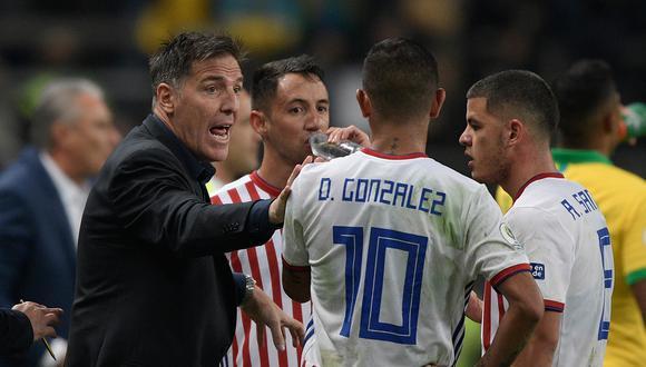 Selección paraguaya presiona y amenaza con no disputar las Eliminatorias Sudamericanas sin sus jugadores de Europa. (Foto: AFP)