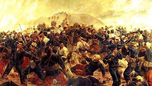 Guerra del Pacífico: Hace 138 años, Chile declaró la guerra al Perú