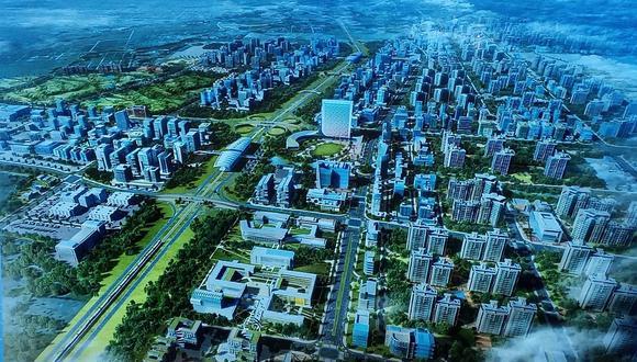 Coreanos quieren construir ciudad inteligente en Huanchaco
