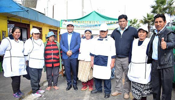 Vendedores de comida no fueron reubicados al estadio La Bombonera