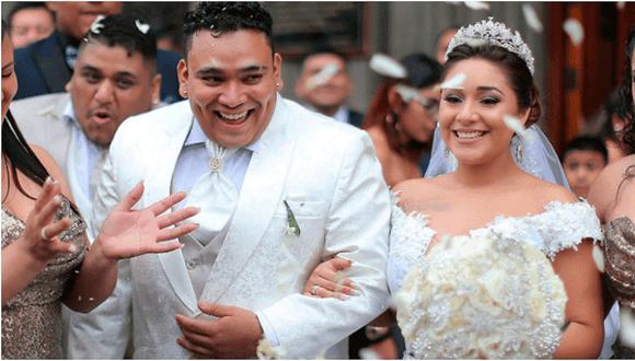 Josimar anunció que está separado de su esposa desde hace tres meses (FOTO)
