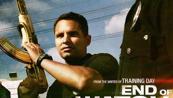 """""""End of Watch"""" se impuso en la taquilla de EE.UU. este fin de semana"""