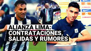 Alianza Lima: todo sobre las contrataciones, salidas y rumores del equipo íntimo para la Liga 2