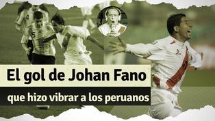 Selección peruana: se cumplen 13 años del festejado gol de Johan Fano a Argentina