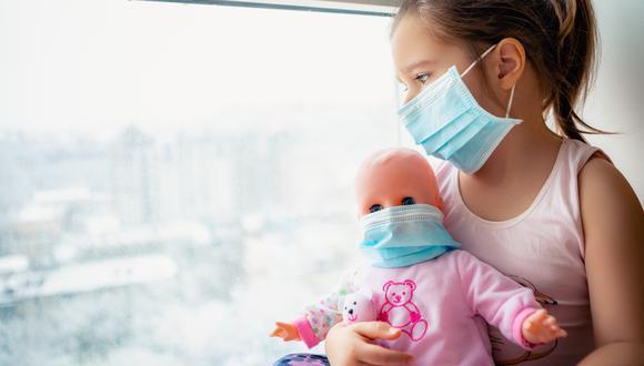 Especialista en salud mental nos alerta de cómo el confinamiento afecta a los hijos. (Foto: Shutterstock)