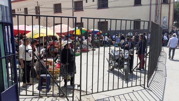 Destinan mayor presencia policial tras enfrentamientos en Mercado Modelo, en Chiclayo