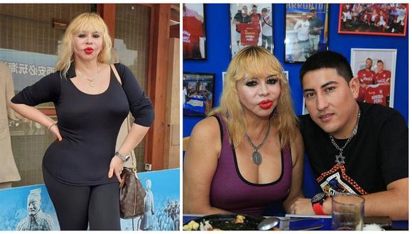 Susy Díaz anuncia que terminó definitivamente su relación con Walter Obregón (FOTO)