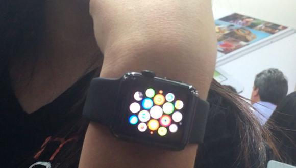 Apple Watch ya está a la venta en Perú