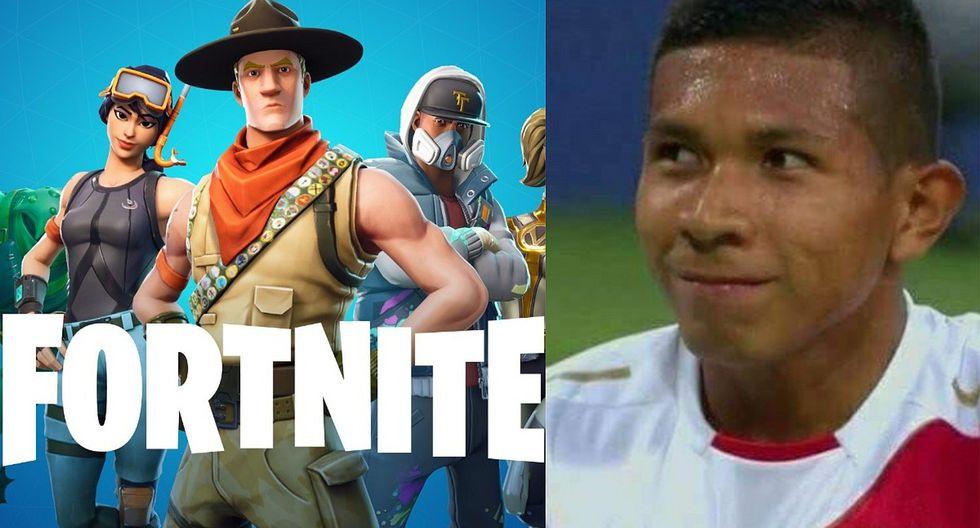 Edison Flores se declara 'vicioso' en Fortnite y deja al descubierto su usuario de juego