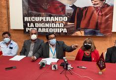 Arequipa Renace busca participar de elecciones del 2022
