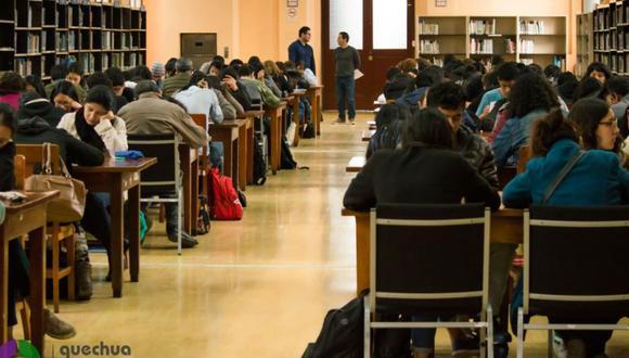 Gran Biblioteca Pública de Lima ofrece taller gratuito de quechua