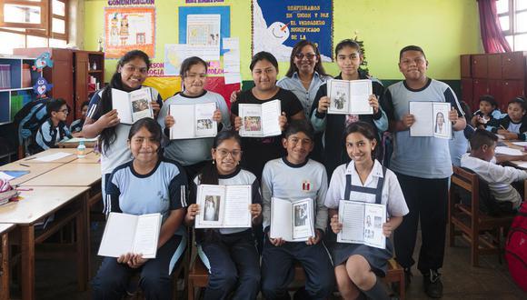 El programa educativo impulsado por el Consorcio Camisea ha beneficiado a 29 colegios de Pisco.