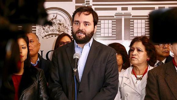 Bancada Liberal pide que proyecto de adelanto de elecciones pase directamente al Pleno para su votación