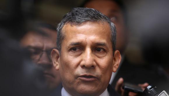 Caso Club de la Construcción: Elevan investigación contra Ollanta Humala a la Fiscalía de la Nación