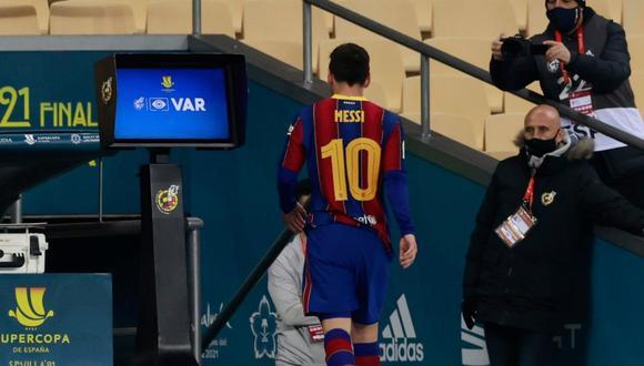 Rivaldo aconseja a Lionel Messi sobre su futuro (Foto: Reuters)