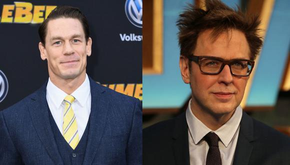 """John Cena y James Gunn preparan una serie de """"Suicide Squad"""" en HBO Max. (Foto: AFP)"""