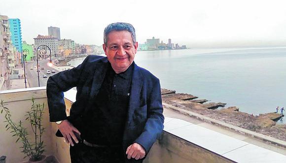 Tras vencer al coronavirus, el periodista peruano presenta este domingo sus crónicas salseras en la Feria Internacional del Libro de Lima 2020