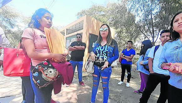 Estudiantes de Educación en riesgo de no sufragar por errores en el padrón electoral
