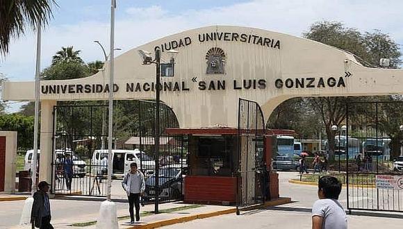 Ica: San Luis Gonzaga suspende el inicio clases no presenciales
