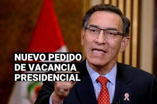 Martín Vizcarra: Congreso debatirá admisión de moción de vacancia el sábado 31 de octubre