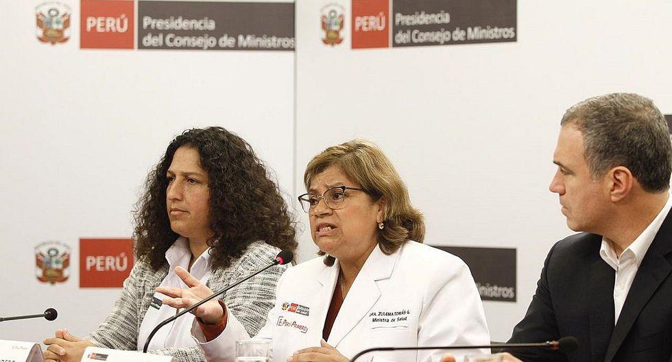 """Minsa sobre Guillain-Barré: """"Incidencia de síndrome está en proceso de remisión"""""""
