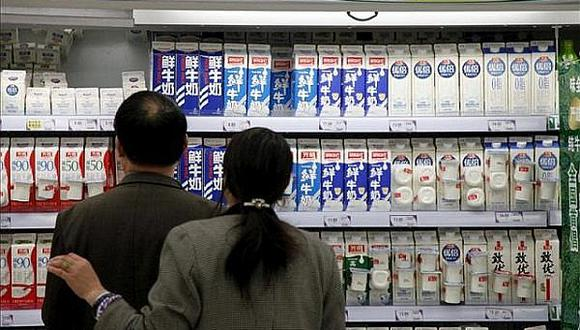 Gobierno publica reglamento de la leche y productos lácteos