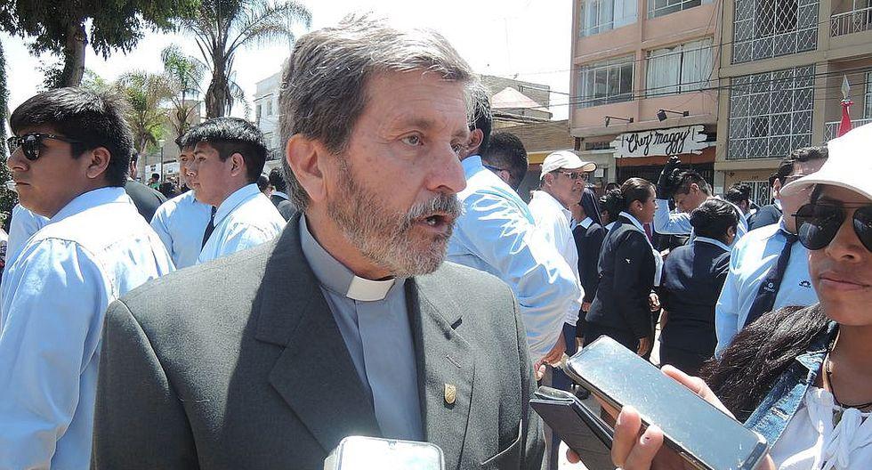 Aniego causó perjuicio de S/ 20,000 al colegio Cristo Rey
