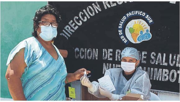 Se aplicaron 100 pruebas rápidas de descarte del nuevo coronavirus. También se hará seguimiento a los detectados.