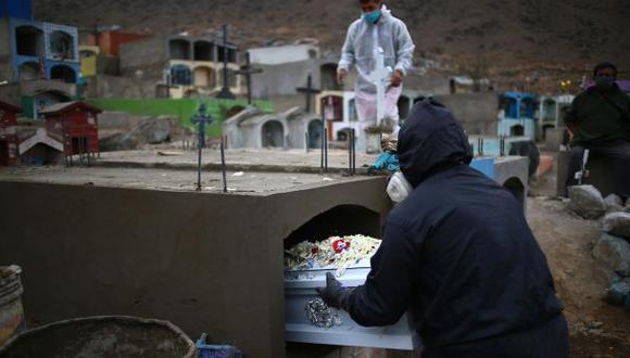 Minsa reporta 66 fallecidos por coronavirus en el Perú en las últimas 24 horas. (Foto: El Comercio)