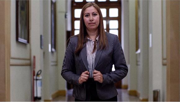 """Katherine Ampuero: """"El equipo 'Lava Jato' de la Fiscalía no está a la altura"""""""