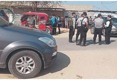 Dos terribles crímenes estremecen la región Piura