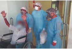 Tumbes: 456 pacientes logran vencer a la COVID-19