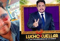 """Lucho Cuéllar sufrió de una fuerte depresión: """"La fama te puede enfermar"""""""