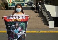 Región Ica reporta 60 mujeres desaparecidas en el 2021