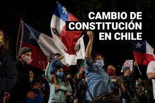 Por mayoría, la constitución chilena de 1980 fue revocada en el país del sur