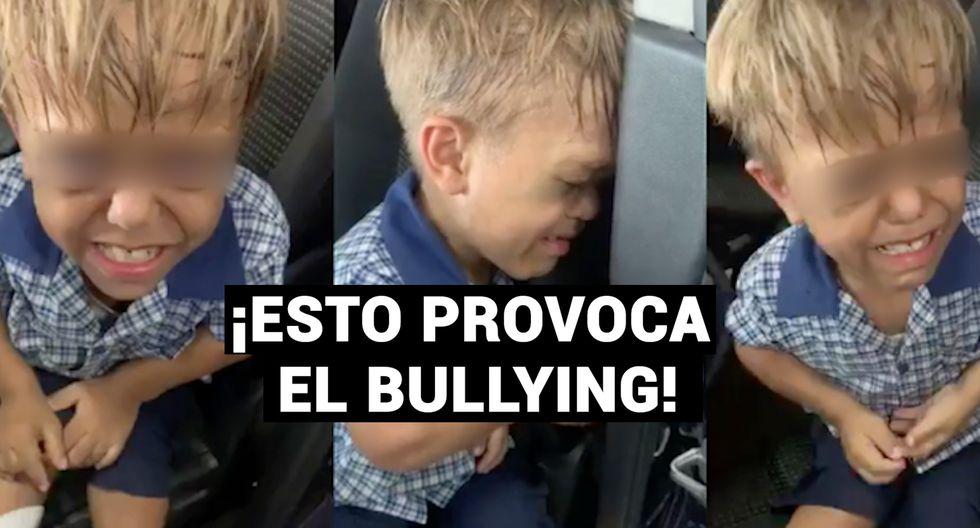 Bullying a niño