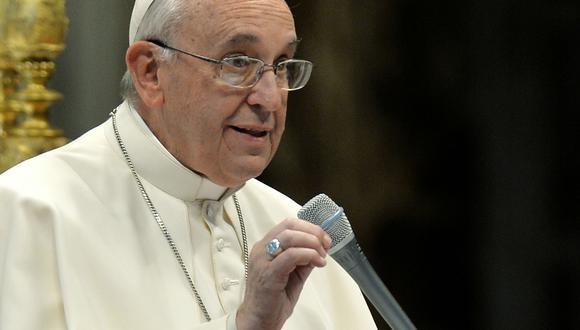 "Papa Francisco dice que la Curia sufre ""Alzheimer espiritual"" entre otras enfermedades"