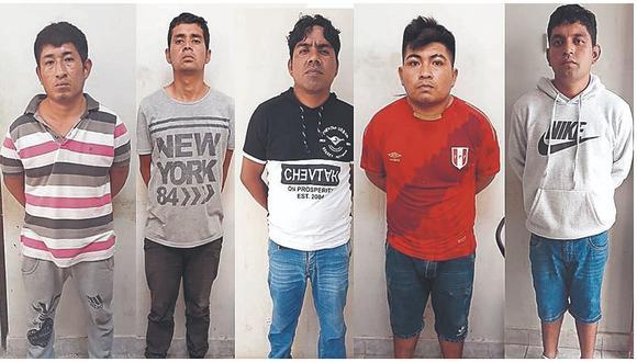Caen cinco sospechosos de asesinar a empresario
