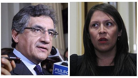 "Juan Sheput recuerda a Vilcatoma que ella ""fustigaba"" a Pablo Sánchez"