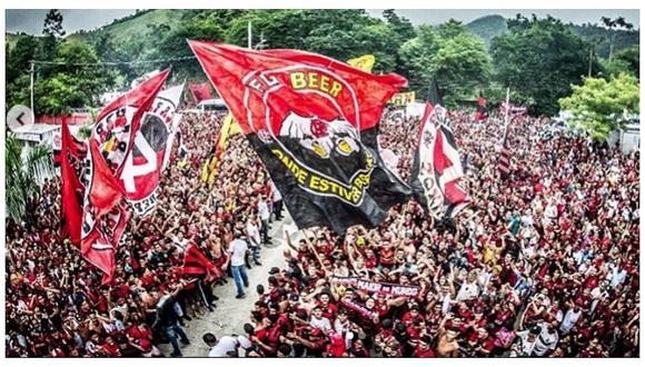 Copa Libertadores: Conmebol pidió a Perú prohibir el ingreso de 1.500 barristas del Flamengo