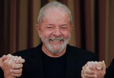 Lula da Silva dice que sería candidato en caso de ser necesario para derrotar a Bolsonaro
